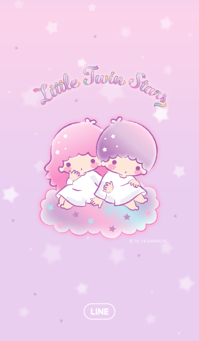 Little Twin Stars (Dreamy Cute)
