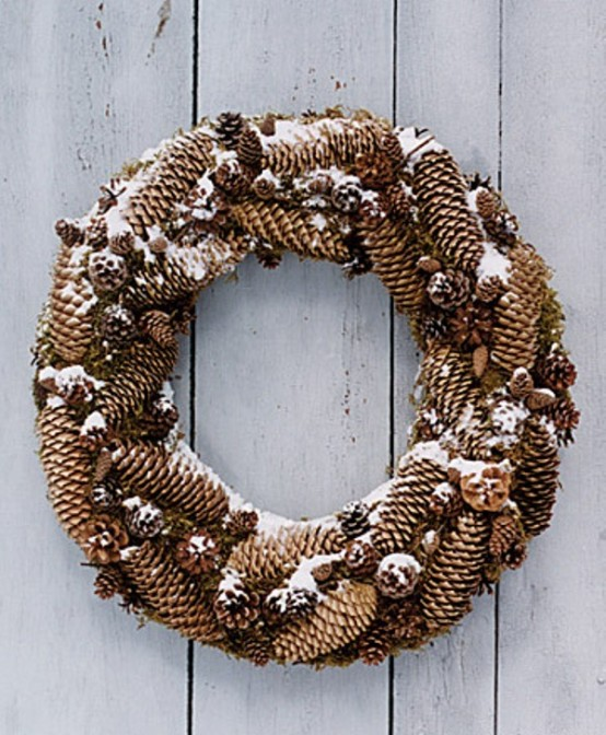 image result for beautiful Christmas wreath
