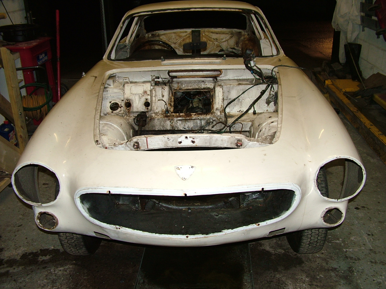 Self Drive Classics Volvo P Project For Sale