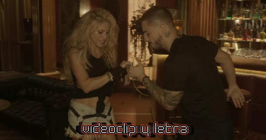 Shakira Feat Maluma Chantaje Video Y Letra Videoclip Y Letra