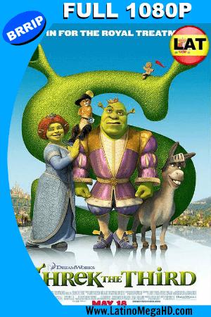 Shrek Tercero (2007) Latino Full HD 1080P ()