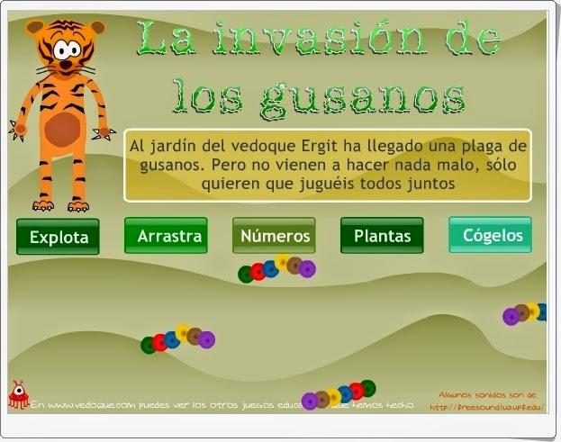http://www.vedoque.com/juegos/juego.php?j=gusano-vedoque&l=es