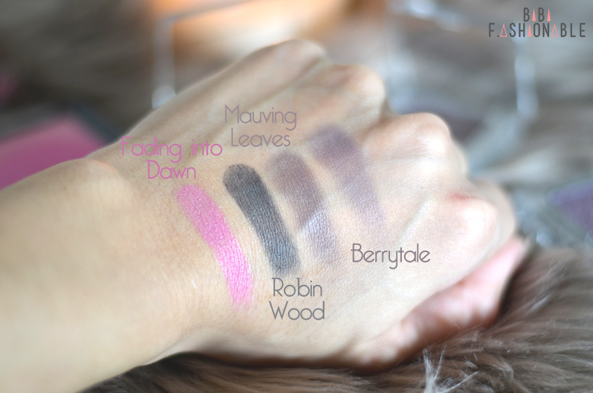Catrice FALLosophy Swatches
