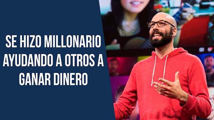 Se hizo millonario ayudando a otros a Ganar dinero - Jack Conte, fundador de Patreon