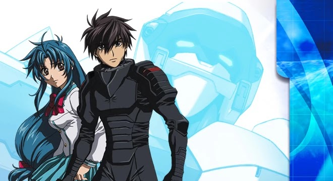 Full Metal Panic! Anime's To Get Three 'Director's Cut' Films.