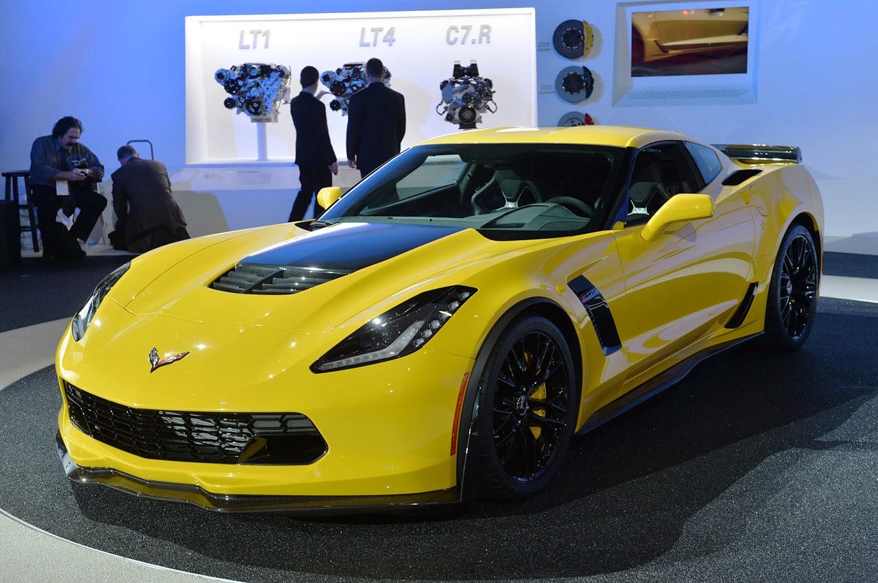 © Automotiveblogz: 2015 Chevrolet Corvette Z06: Detroit ...