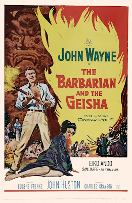 The Barbarian and the Geisha [Latino]