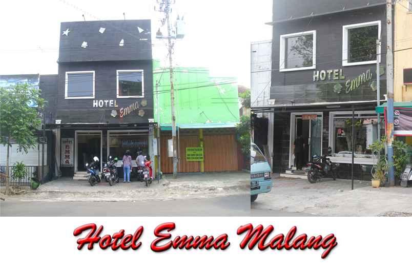 Hotel Ini Terletak Di Lokasi Yang Sangat Strategis Dan Dekat Dengan Berbagai Fasilitas Umum Emma Malang Berada Jalan Trunojoyo 21 Tidak