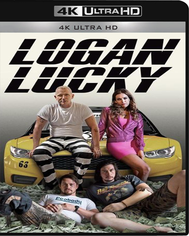 Logan Lucky [2017] [UHD] [2160p] [Subtitulado]
