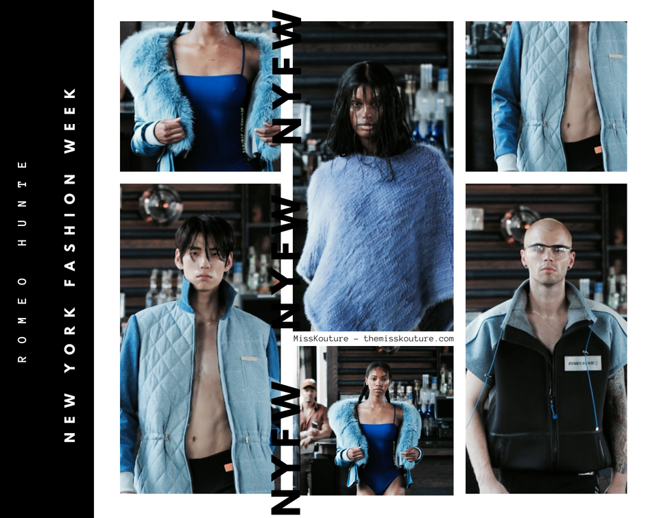 New York Fashion Week: ROMEO HUNTE Spring 19 Collection