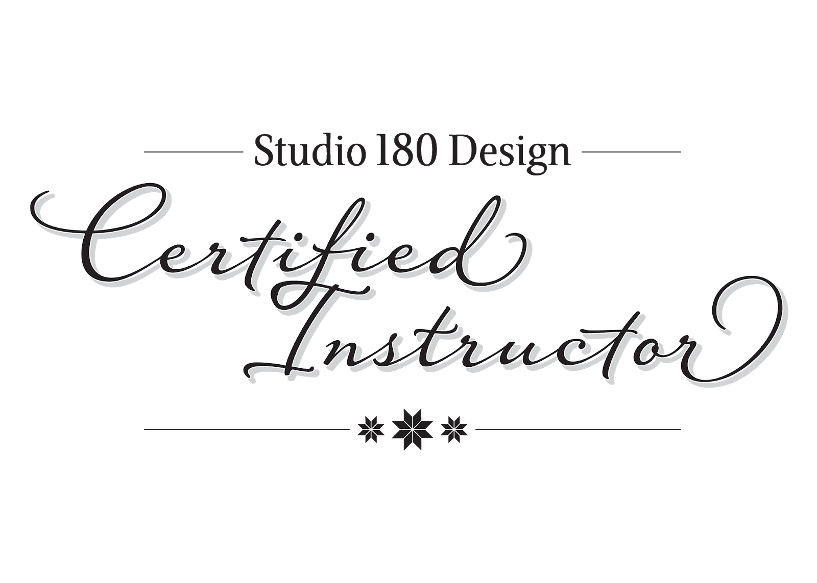 Studio 180 Certified Instructor