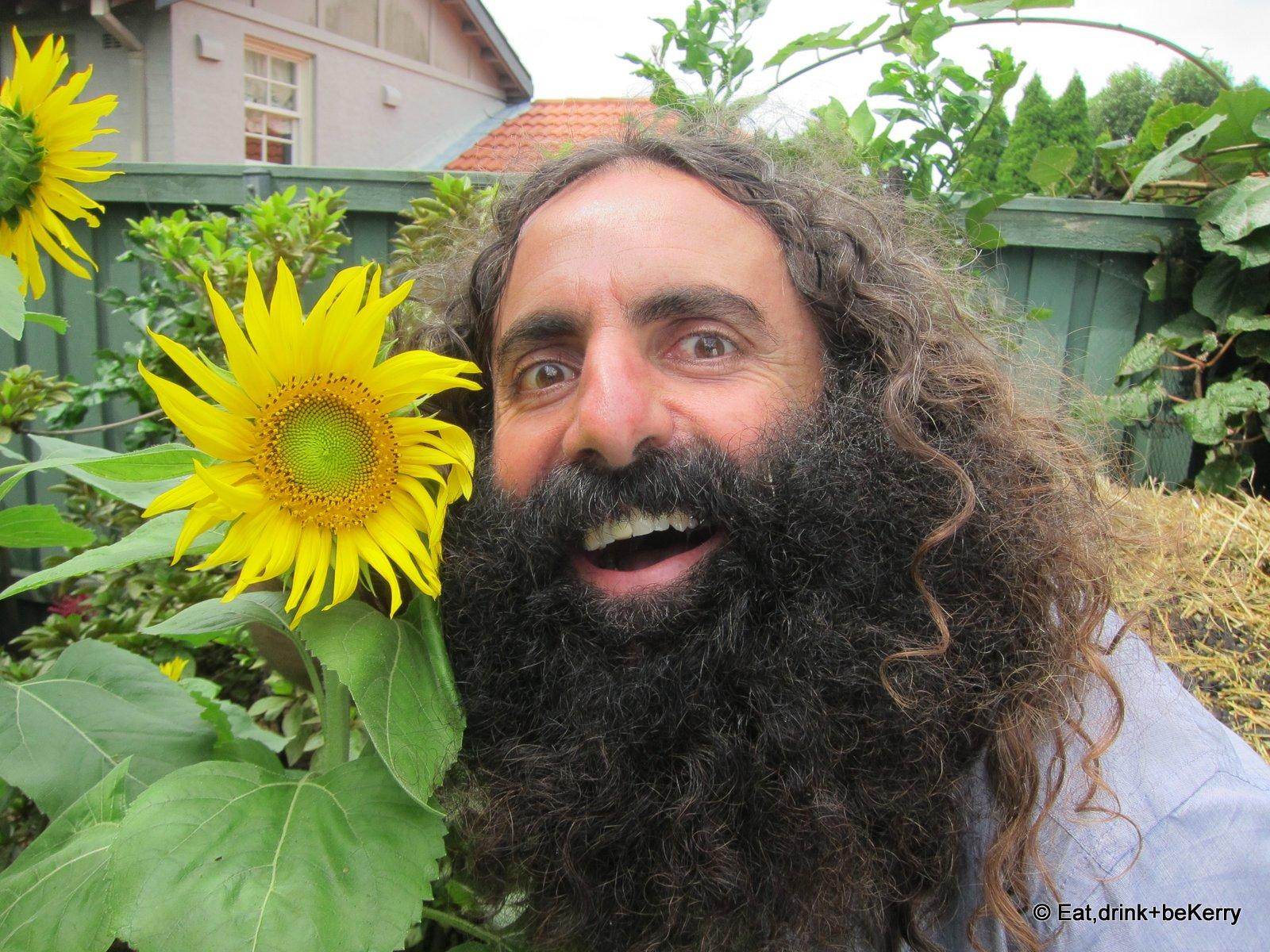 Costa Georgiadis The Host Of Gardening Australia Beards