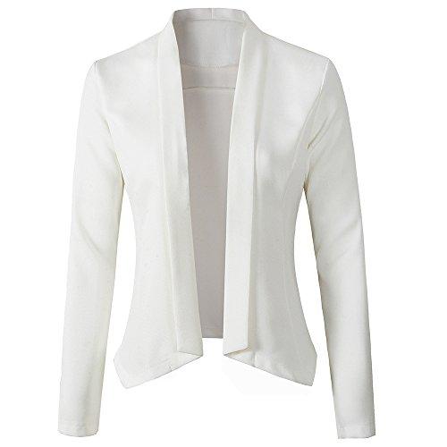 white blazer trend