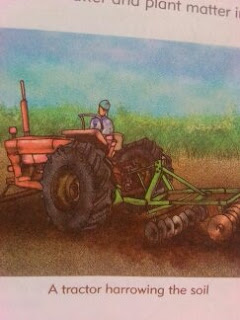tillage machinery and implements