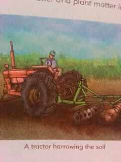 tillage machinery