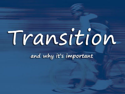 Peaks Coaching Group Importance of Transition