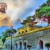 Trời đãi nơi Thánh Địa Phật Quốc. Tỳ Sa Môn Thiên Vương hộ vệ nước Nam