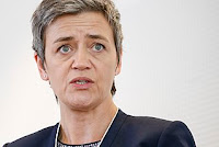 Margrethe Vestager, By Friends of Europe from Brussels, Belgium [CC BY 2.0 (https://creativecommons.org/licenses/by/2.0)], via Wikimedia Commons