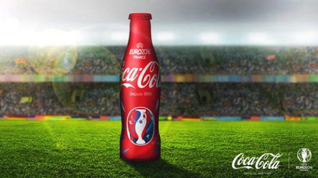 Coca-Cola presenta en París su estrategia para la #Euro2016