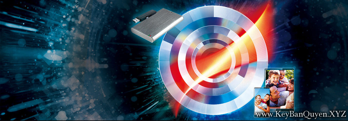 CyberLink Power2Go Platinum 12.0.0516.0 Full Key, Phần mềm sao lưu và sao lưu đáng tin cậy nhất