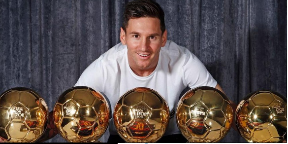Messi Reaches a Ballon d'Or Every 120 Matches