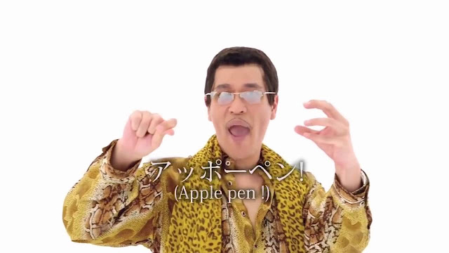 download gratis mp3 piko taro ppap apple pen
