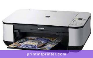 Printer Canon PIXMA MP258 | Inkjet printer multifungsi all in one