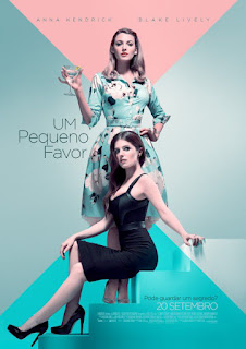 A Simple Favor - Poster & Trailer