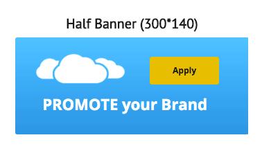 Half Banner