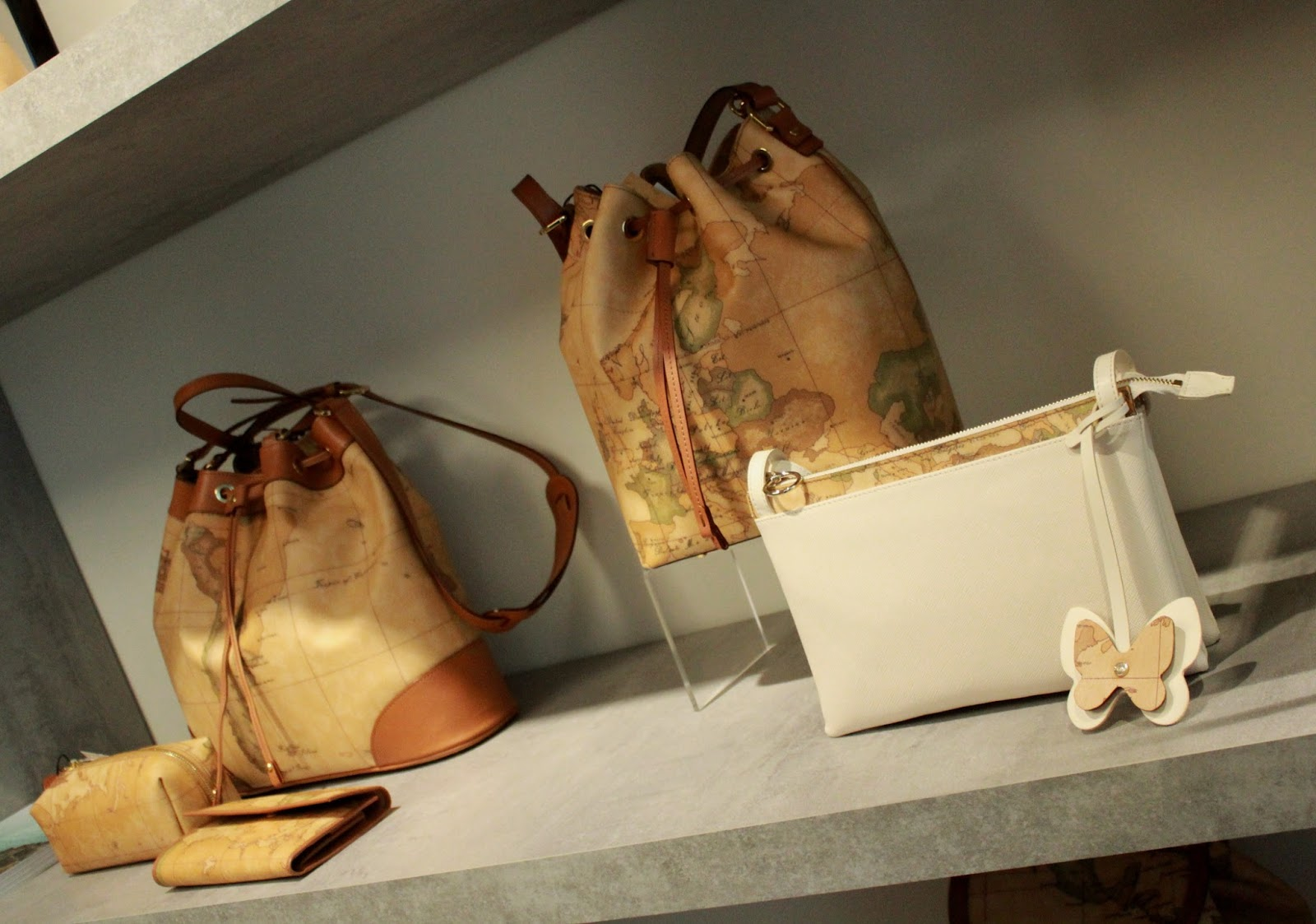Is@bag Brescia - Eniwhere Fashion - Alviero Martini 1a Classe