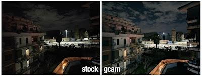 perbandingan hasil kamera google dan bawaan