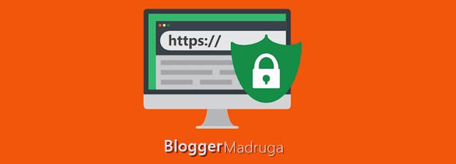 SSL (https) em domínio próprio no Blogger