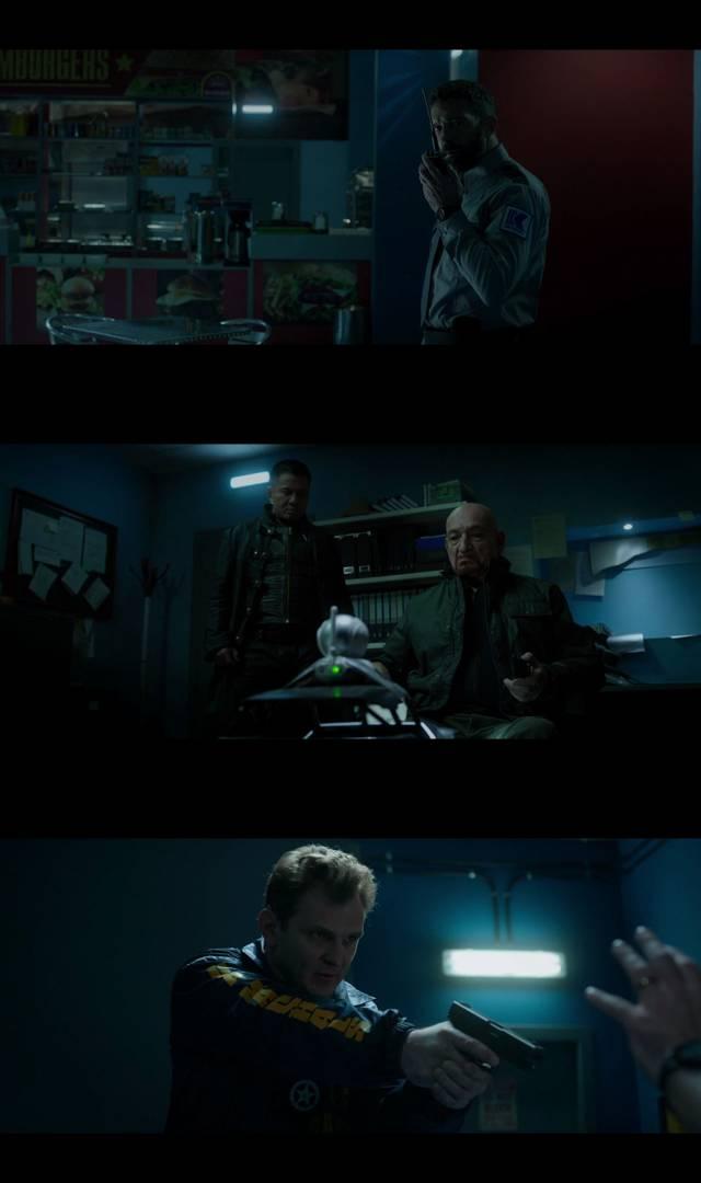 Vigilante nocturno (2017) HD 1080p y 720p Latino