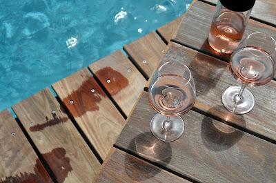 Comment rafraîchir rapidement du vin rosé piscine blog vin beaux-vin
