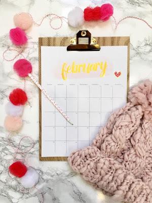 hello february | sassy shortcake | blog.sassyshortcake.com