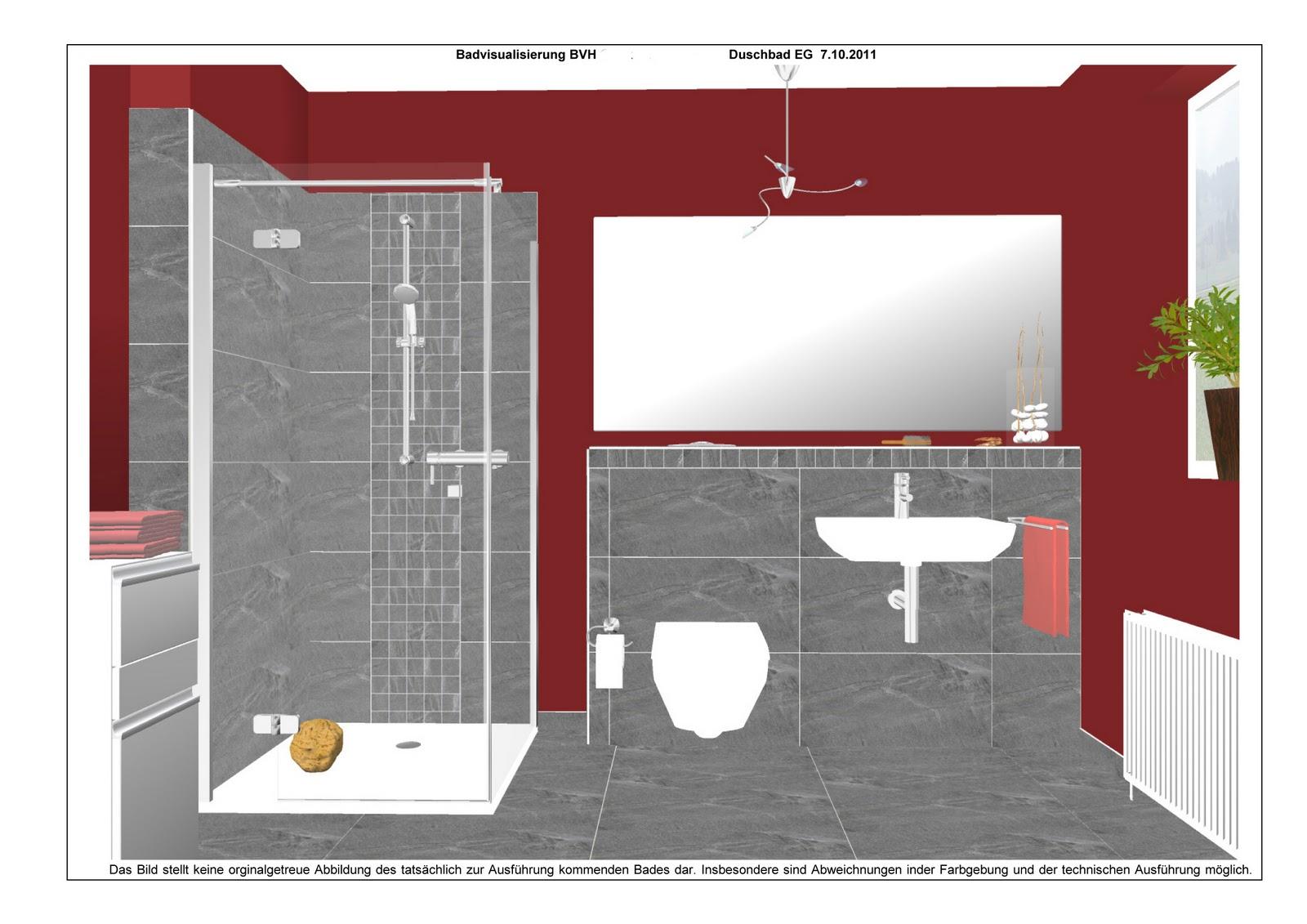 Bautagebuch zu unserem traumhaus jette joop europe for Duschbad ideen