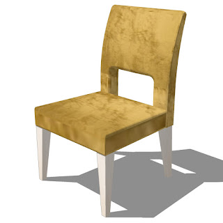 Sketchup - Chair-032