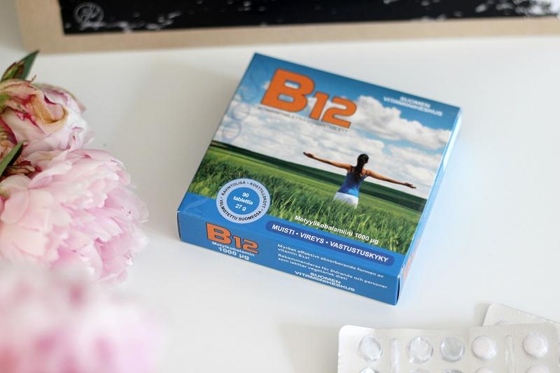 B12 Vitamiinin Puute