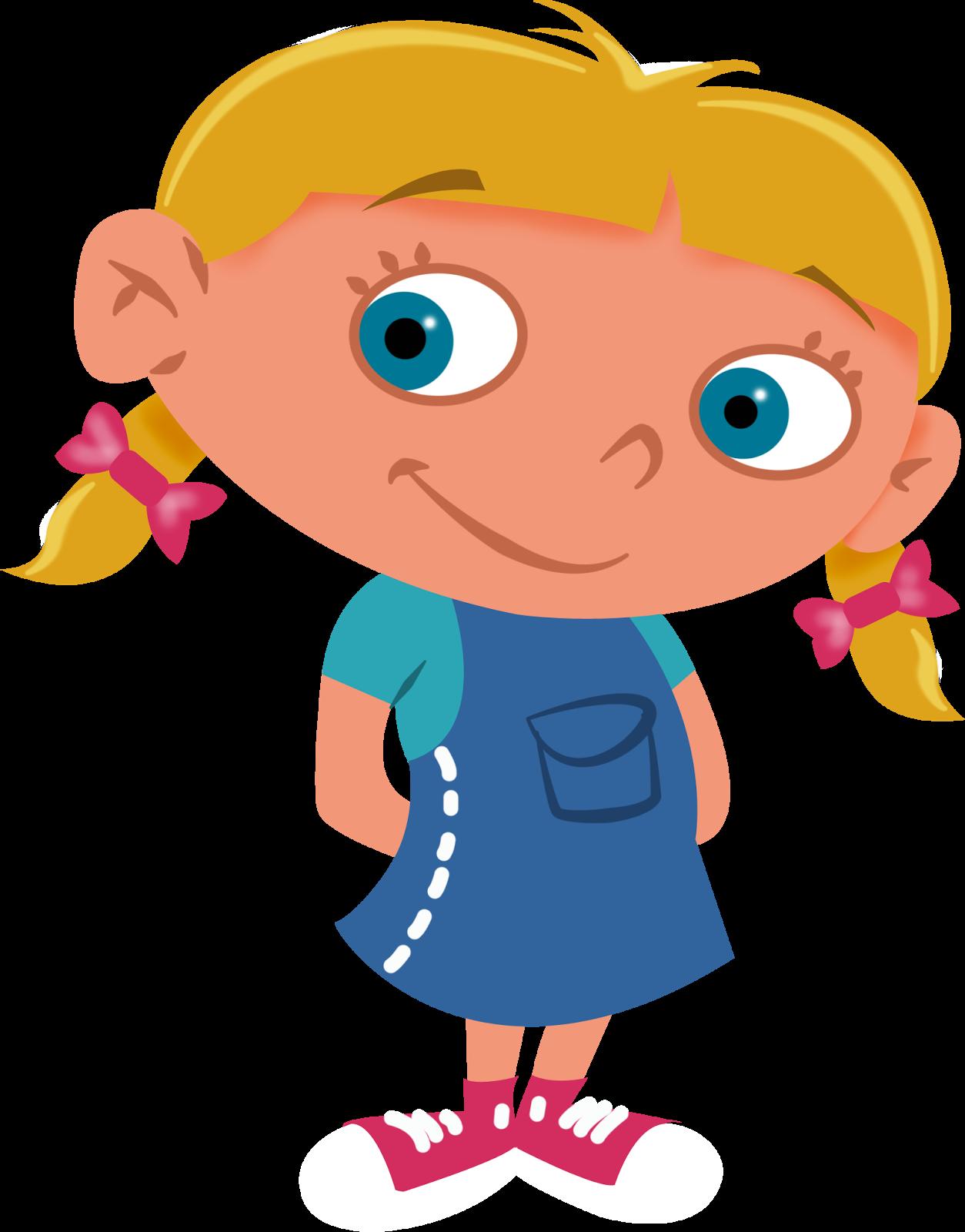 8 Disturbing Cartoon Characters : Cartoon characters little einsteins png