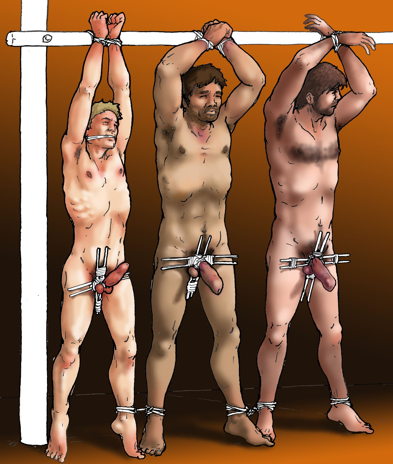 Femdom japanese torture male