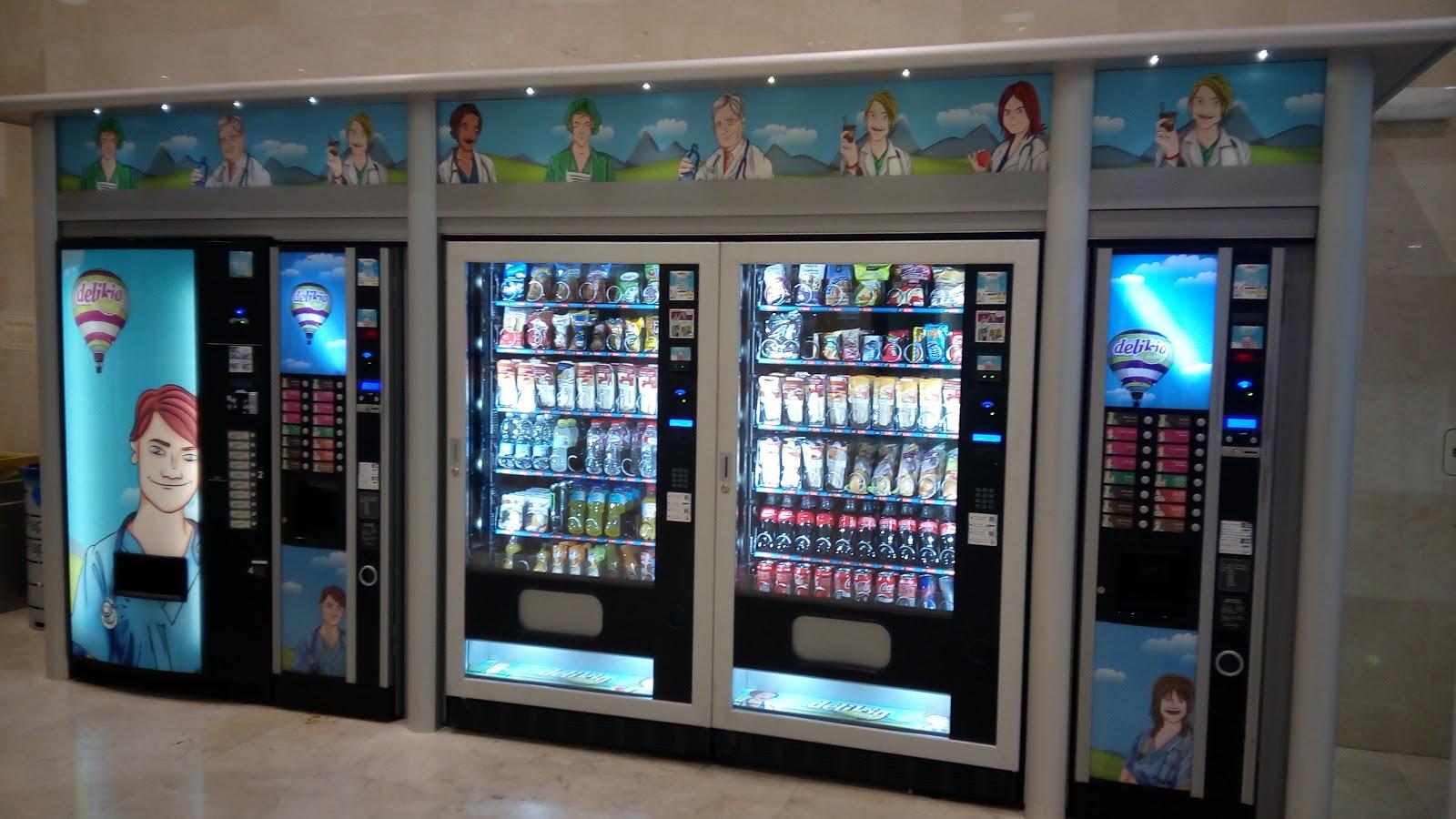 A tu salud pueden las m quinas de vending ofrecer alimentos y bebidas saludables - Maquinas expendedoras de alimentos y bebidas ...