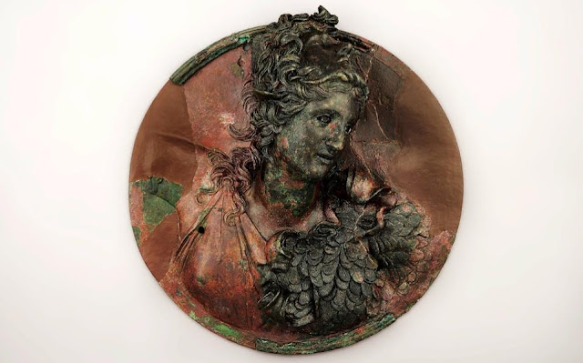 'Gods and Heroes of Ancient Greece' at the State Historical Museum of Russia, Moscow