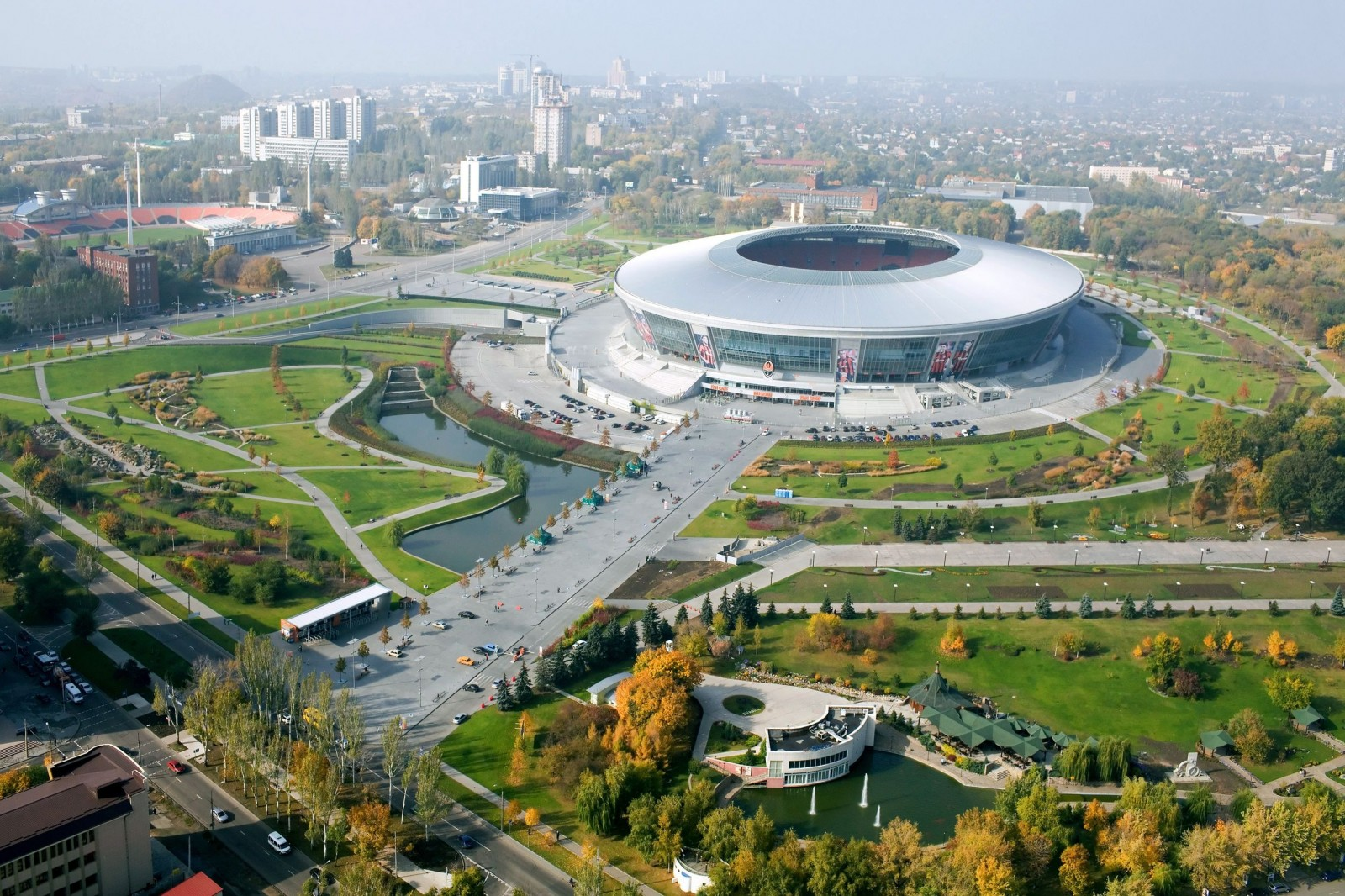 fashion by catia: DONBASS ARENA
