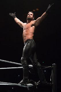WWE WrestleMania 33 Triple H Samoa Joe