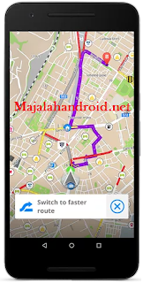Aplikasi Sygic GPS Navigation v16.0.0 For Android