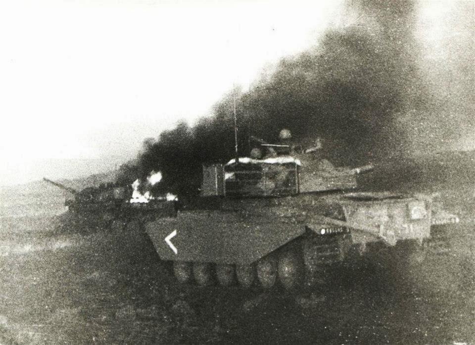 Merkava Mk 4 Troop Hatch