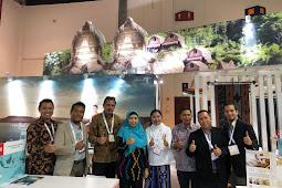 Wagub Rohmi Promosikan Wisata NTB Di Dubai