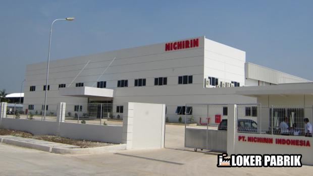 Pabrik PT Nichirin Indonesia