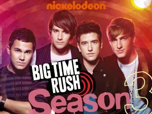 Ver Big Time Rush Latino online Tercera Temporada