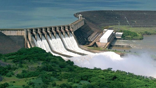 Hydro electric power project
